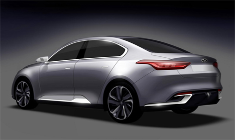 Корейцы будут выпускать машины под брендом Horki. Фото 1