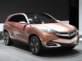 """""""Хонда"""" намекнула концептами на две будущие модели"""