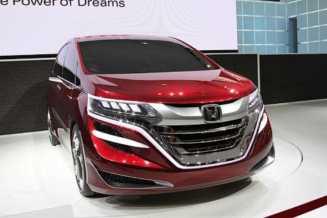 В Шанхае дебютировали кроссовер Acura и минивэн Honda. Фото 2