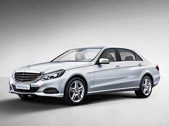 Mercedes-Benz удлинил E-Class на 14 сантиметров