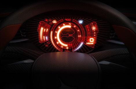 Итальяно-китайская фирма построила эксклюзивное гибридное купе. Фото 2