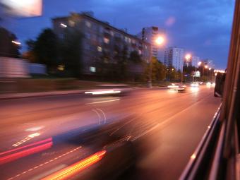 В Москве увеличат максимальную скорость