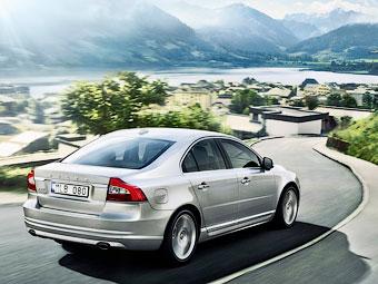 """В Volvo отказались от выпуска конкурента """"семерке"""" BMW"""