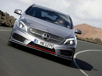Mercedes-Benz A-Class станет универсалом