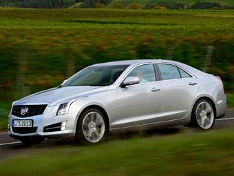 Купе Cadillac ATS появится через год