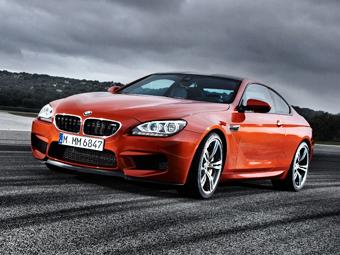 BMW M5 и M6 станут мощнее