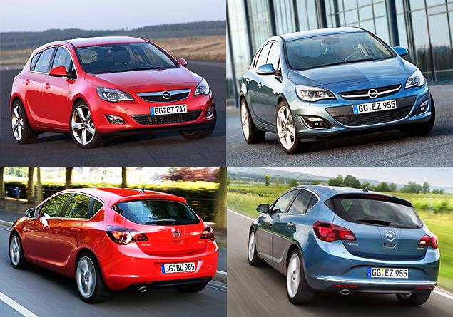 """Длительный тест Opel Astra: почему """"Астра"""" в России продается лучше, чем """"Гольф""""?. Фото 1"""