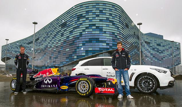 Действующий чемпион Формулы-1 побывал в России