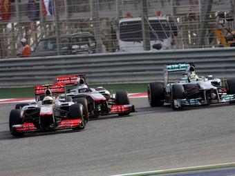 Стюарды Формулы-1 стали реже наказывать пилотов