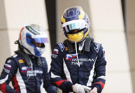 Коллектив RUSSIAN TIME одержал первую победу без помощи британских сотрудников