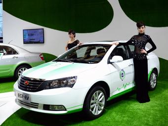 Создатель рекордного электрокара поможет китайцам построить электромобиль