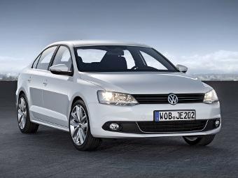 """Volkswagen назвал рублевую цену самой дешевой """"Джетты"""""""