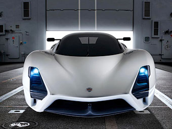 Американцы завершили тесты 1370-сильного конкурента Bugatti Veyron