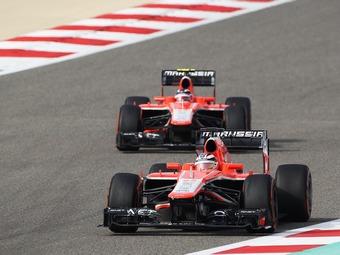 Команде Marussia перестанут платить за участие в Формуле-1
