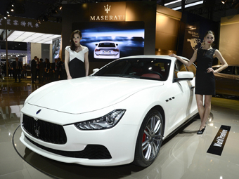 Fiat разработает для Maserati восьмицилиндровый дизель