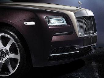 Rolls-Royce опроверг выпуск внедорожника