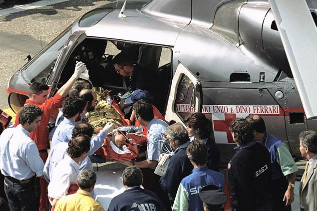 Воспоминания очевидцев о гибели Айртона Сенны. Фото 4