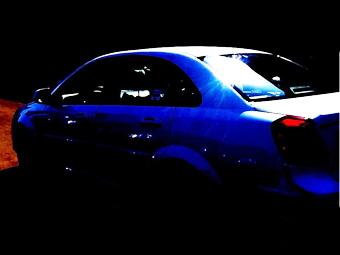 Компания Uz-Daewoo показала профиль нового бюджетного седана
