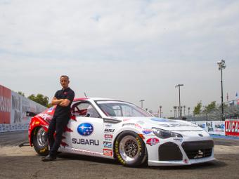 В США построили самый быстрый в мире Subaru BRZ