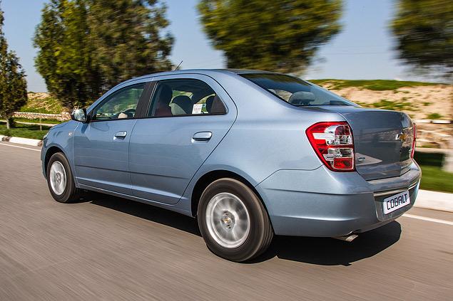 Проверяем бюджетный седан Chevrolet дорогами Узбекистана. Фото 3