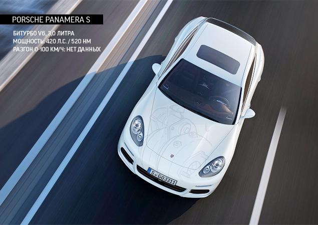 «Мотор» поговорил с топ-менеджером Porsche о даунсайзинге, супер-дизелях и будущих спорткарах