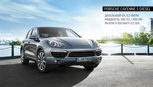 «Мотор» поговорил с топ-менеджером Porsche о даунсайзинге, супер-дизелях и будущих спорткарах. Фото 2