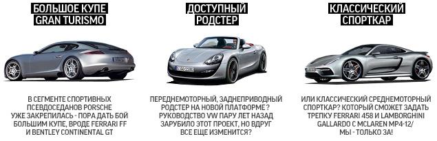 «Мотор» поговорил с топ-менеджером Porsche о даунсайзинге, супер-дизелях и будущих спорткарах. Фото 5