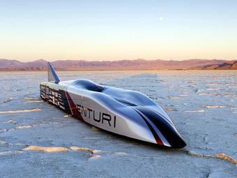 Venturi установит рекорд скорости на 3000-сильном электрокаре