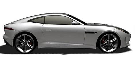 Компания Jaguar решила запатентовать дизайн закрытой версии F-Type
