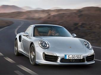 Премьера самой мощной версии Porsche 911 прошла в Москве