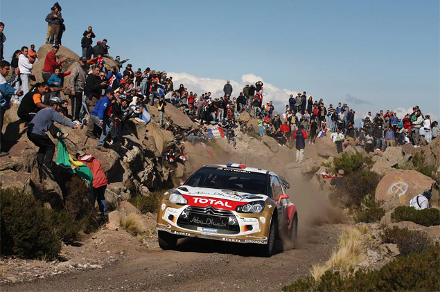 Обзор пятого этапа WRC: Ралли Аргентины. Фото 1