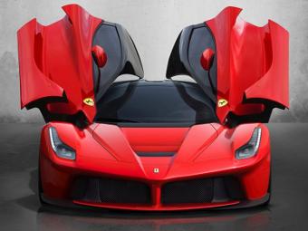 Ferrari выпустит экстремальную версию LaFerrari