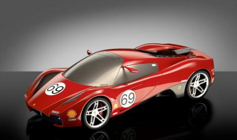 Суперкар выпустят тиражом в 10 автомобилей