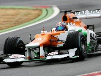 Новичков Формулы-1 лишили дополнительного комплекта покрышек