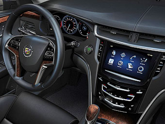 Концерн General Motors решил показывать в автомобилях рекламу