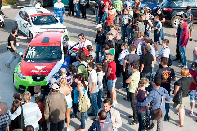 Как обычному человеку стать гонщиком чемпионата России. Фото 28