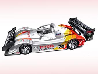 Электрическая Toyota для Пайкс Пика стала мощнее