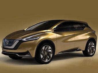 Следующий Nissan Qashqai станет авангардным