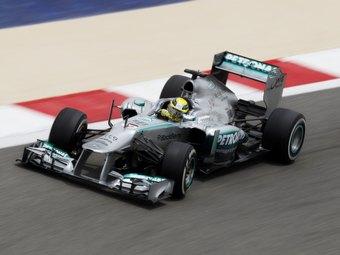 Пилоты Mercedes AMG стали быстрейшими в квалификации Формулы-1