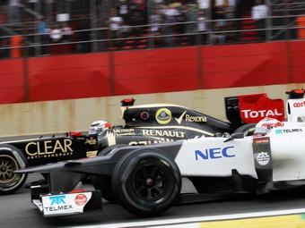 Команды Sauber и Lotus попробуют заполучить двигатели Honda