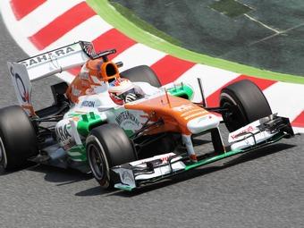 Шины Формулы-1 изменят из-за взрыва покрышки ди Ресты
