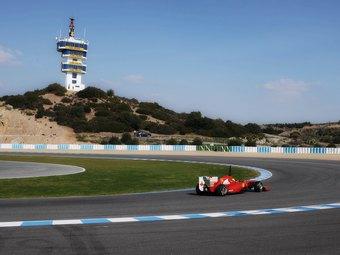 В 2014 году команды Формулы-1 получат 12 тестовых дней