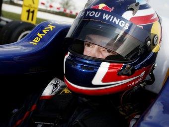 Даниил Квят проведет остаток сезона в европейской Формуле-3
