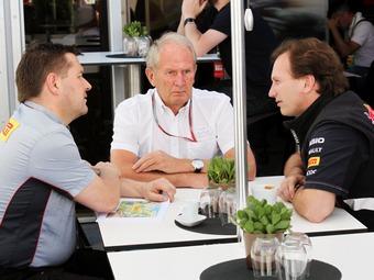 Три команды Формулы-1 подписали сепаратные соглашения с Pirelli