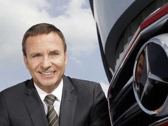 Daimler получил возможность влиять на будущее Формулы-1