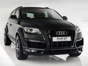 """Audi привезла в Россию """"спортивный"""" Q7"""