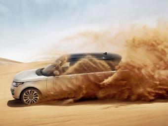 Jaguar и Land Rover приспособят автомобили к жаре