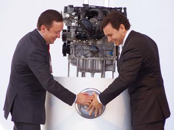 Ford будет собирать моторы в России