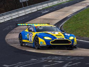 """Aston Martin построил суперкар для """"24 часов Нюрбургринга"""""""