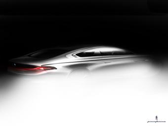 Ателье Pininfarina помогло BMW сделать большое купе